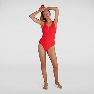 Women's OpalGleam Swimsuit Red