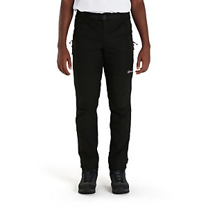Men's Exrem Fast Hike Trousers - Black