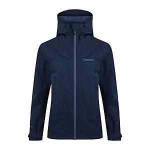 Women's Fellmaster Interactive Waterproof Jacket - Blue