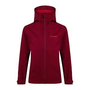 Women's Fellmaster Interactive Waterproof Jacket - Red