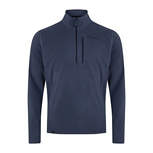 Men's Prism Mirco Polertec Half Zip fleece - Purple / Blue