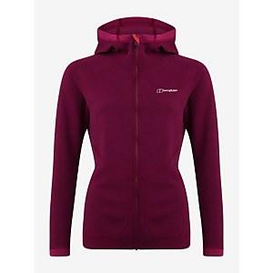 Women's Redonda Hooded Jacket - Pink