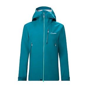 Women's Extrem 5000 Vented Waterproof Jacket - Dark Turquoise