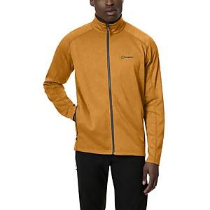 Men's Spitzer Fleece Jacket - Orange