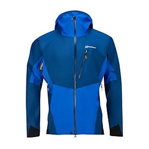 Men's Changste Waterproof Goretex Jacket - Deep Water Blue