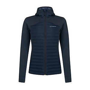 Women's Nula Hybrid Insulated Jacket - Blue