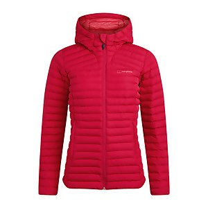 Women's Nula Micro Insulated Jacket - Red