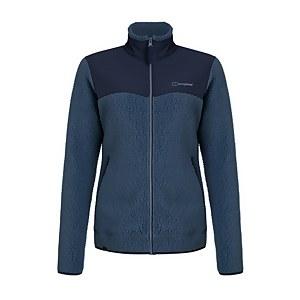 Women's Tahu Polartec Fleece Jacket - Blue
