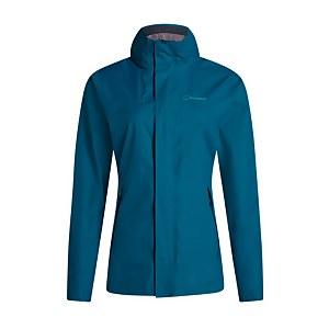 Women's Orestina Waterproof Jacket - Dark Turquoise