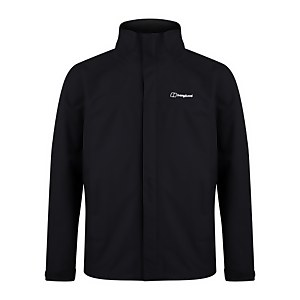 Men's RG Alpha 2.0 Waterproof Jacket - Black