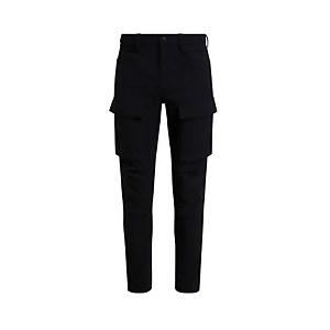 Men's Kalden Cargo Trousers - Black