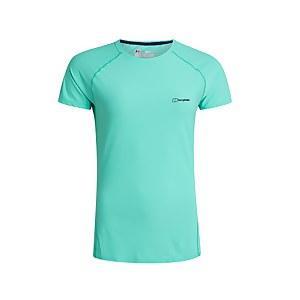 Women's 24/7 Short Sleeve Tech Baselayer - Light Green
