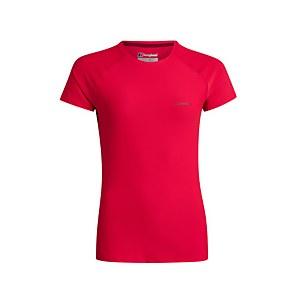 Women's 24/7 Short Sleeve Tech Baselayer - Red