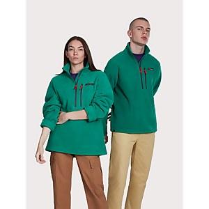 Unisex Prism Half Zip Fleece - Green