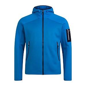 Men's Sidley Hooded Fleece Jacket - Blue