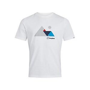 Men's Mountain Valley T-Shirt - White