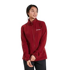 Women's Prism 2.0 Micro InterActive Fleece Jacket - Red