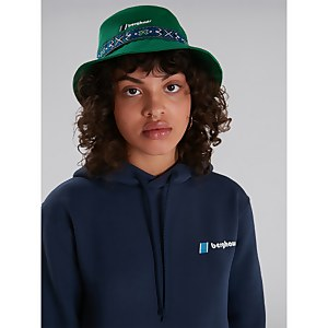 Unisex Aztec Bucket Hat - Green