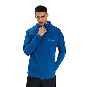 Men's Theran Hooded Fleece Jacket - Blue