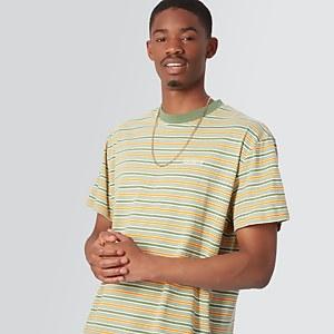 Short Sleeve Stripe T-shirt