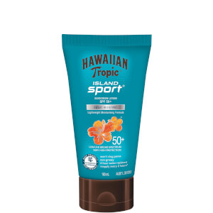 Hawaiian Tropic Island Sport Lotion SPF50+ 180ml