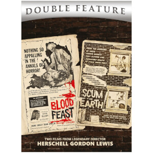 Double Feature: Blood Feast & Scum Of The Earth