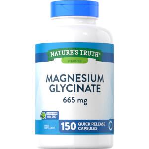 Magnesium Glycinate 665mg