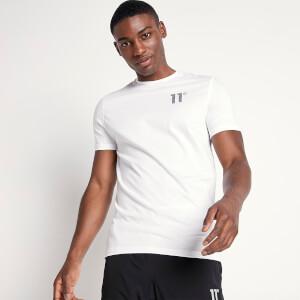 Men's Core T-Shirt - White/Light Grey