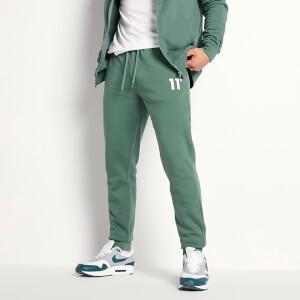 Men's Core Joggers Regular Fit - Elm Green
