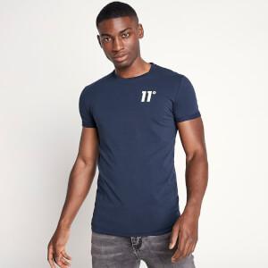 Men's Core Muscle Fit T-Shirt - Navy