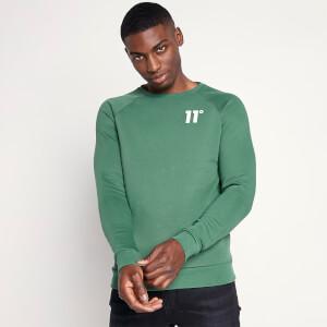 Men's Core Sweatshirt - Elm Green
