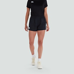 WOMENS PROFESSIONAL POLY SHORTS