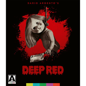 Deep Red - Limited Edition 4K Ultra HD