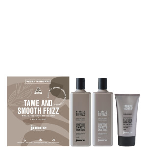 Juuce Miracle D.Frizz Trio Pack (Worth $89.95)
