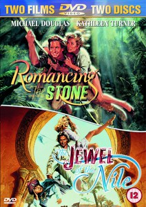 Jewel Of Nile/Romancing Stone [Double Pack]