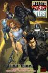 Agents Of Atlas Turf Wars Prem Hardcover