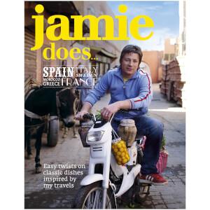 Jamie Does... (Hardback)