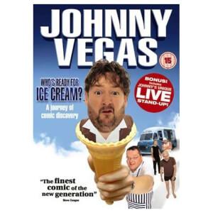 Johnny Vegas - Whos Ready For Ice Cream