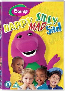 Happy Mad Silly Sad