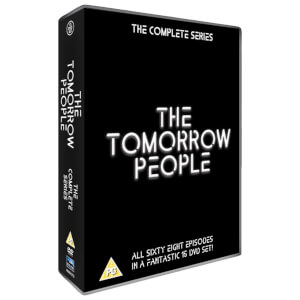 The Tomorrow People - L'intégrale de la série en DVD