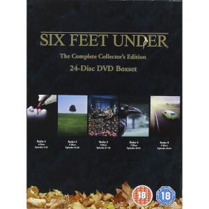 Coffret Six Feet Under - Saison 1 - 5 -
