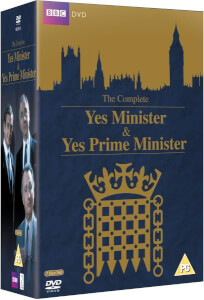 Yes, Minister - The Complete Box Set