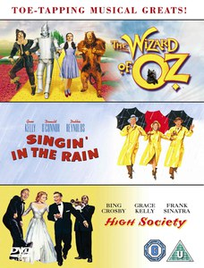 Toe Tapping Musical Greats - Wizard Of Oz/Singin In The Rain
