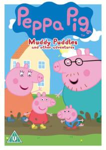 Peppa Pig - Muddy Puddles & Or Stories