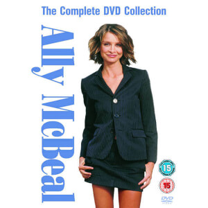 Ally McBeal - Complete