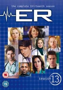 E.R. - The Complete 13th Season