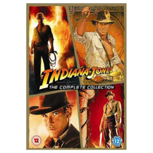 Indiana Jones Quadrilogy