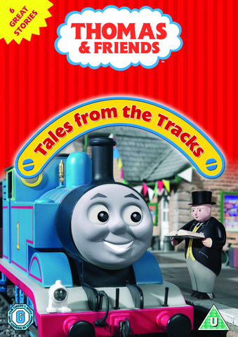 Thomas & Friends Tales From Tracks