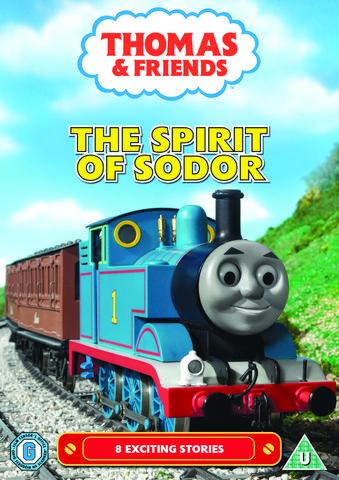 Thomas and Friends - Spirit Of Sodor