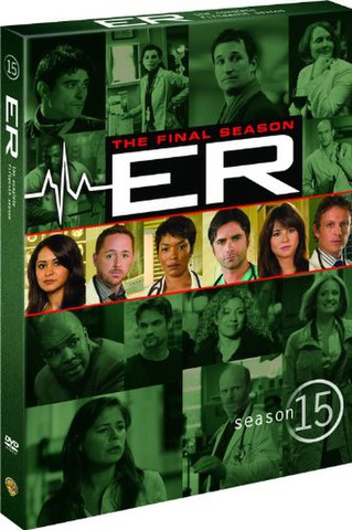 E.R. - Series 15 - Complete